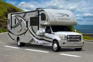 High Quality Caravan Water Softener While On Wheels