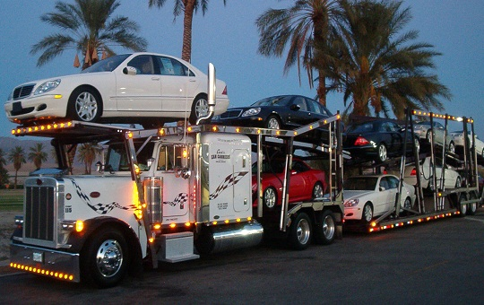 Prepare your vehicle for Auto Transport
