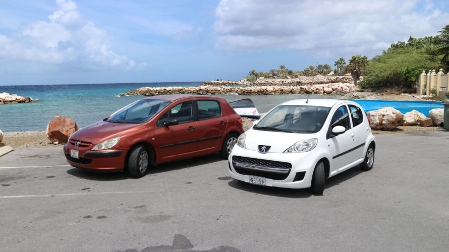 Rent a Car from Curacao Airport