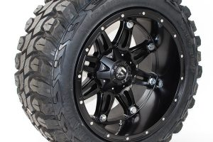 Fuel Off Road Tires and Wheels