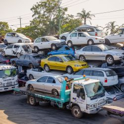 Looking At The Scrap Car Administrative Process