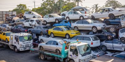 Looking At The Scrap Car Administrative Process