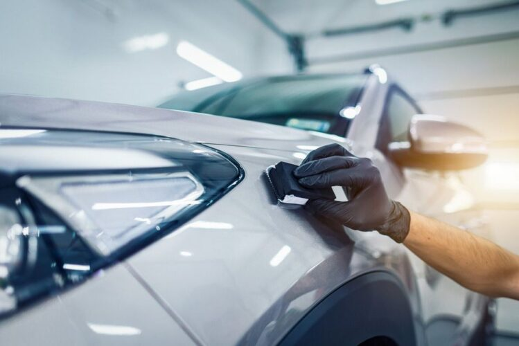 Protecting Your Car with Ceramic Paint Protection